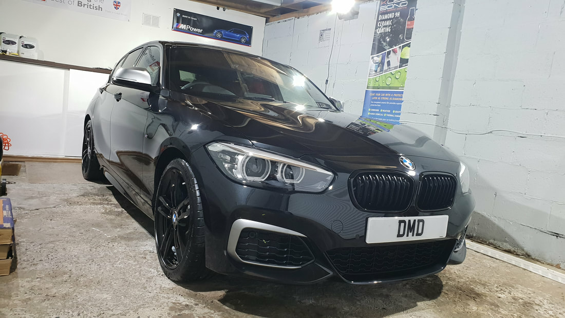 New Car Paint Protection Detail - BMW M 140i