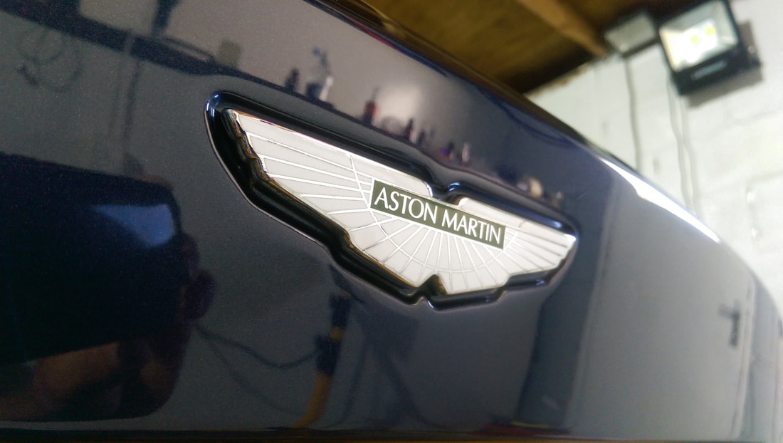 Aston Martin Paint Protection